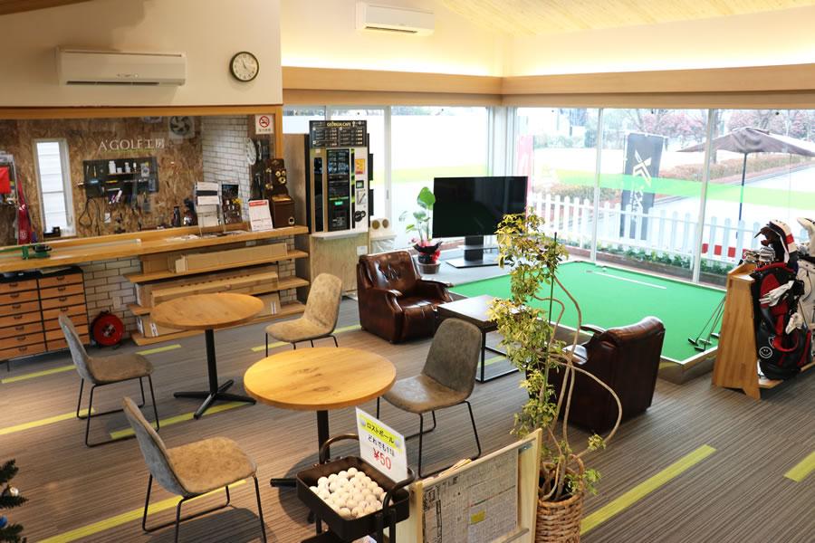 カフェスペース2